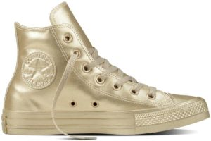 converse  chucks all star high gold damen