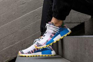 Pharrell Williams Adidas NMD SOLARHU BB9531