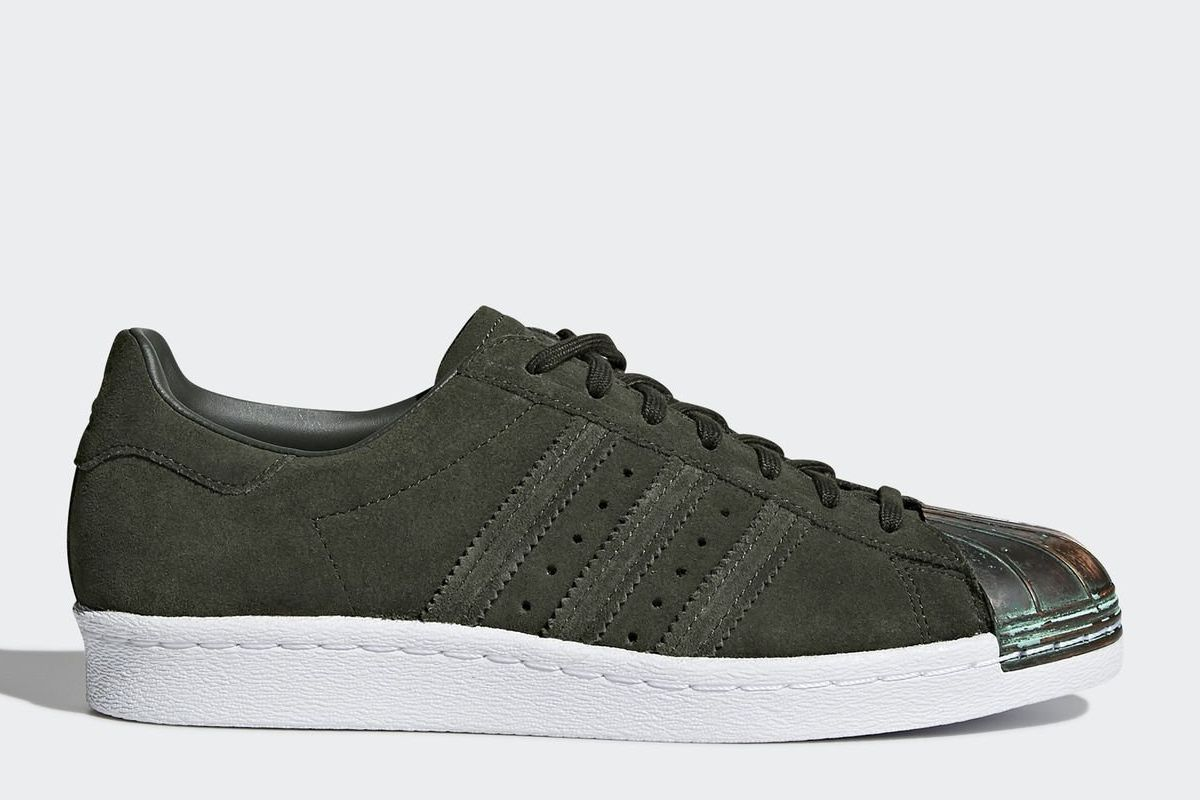 adidas superstar 80s mt damen grün grüne sneakers damen
