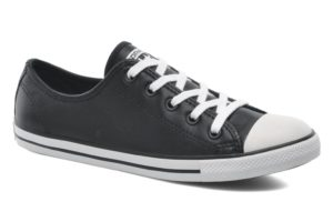 converse-chucks all star ox-damen-schwarz-537107c-schwarze-sneakers-damen