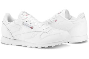 reebok classic leather – grade school jungen