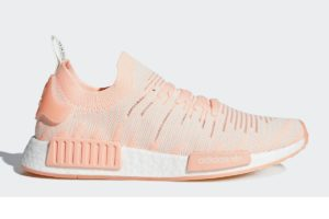 adidas nmd_r1 stlt damen orange orange sneakers damen