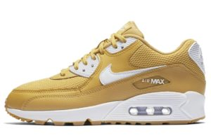 nike-air max 90-damen-gold-325213-701-goldene-sneakers-damen