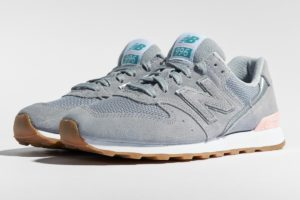 new balance 996 blau blaue sneakers damen
