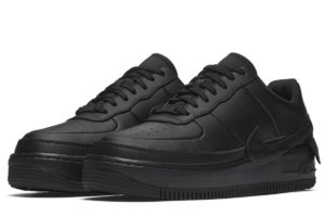 nike-air force 1-damen-schwarz-AO1220-001-schwarze-sneakers-damen