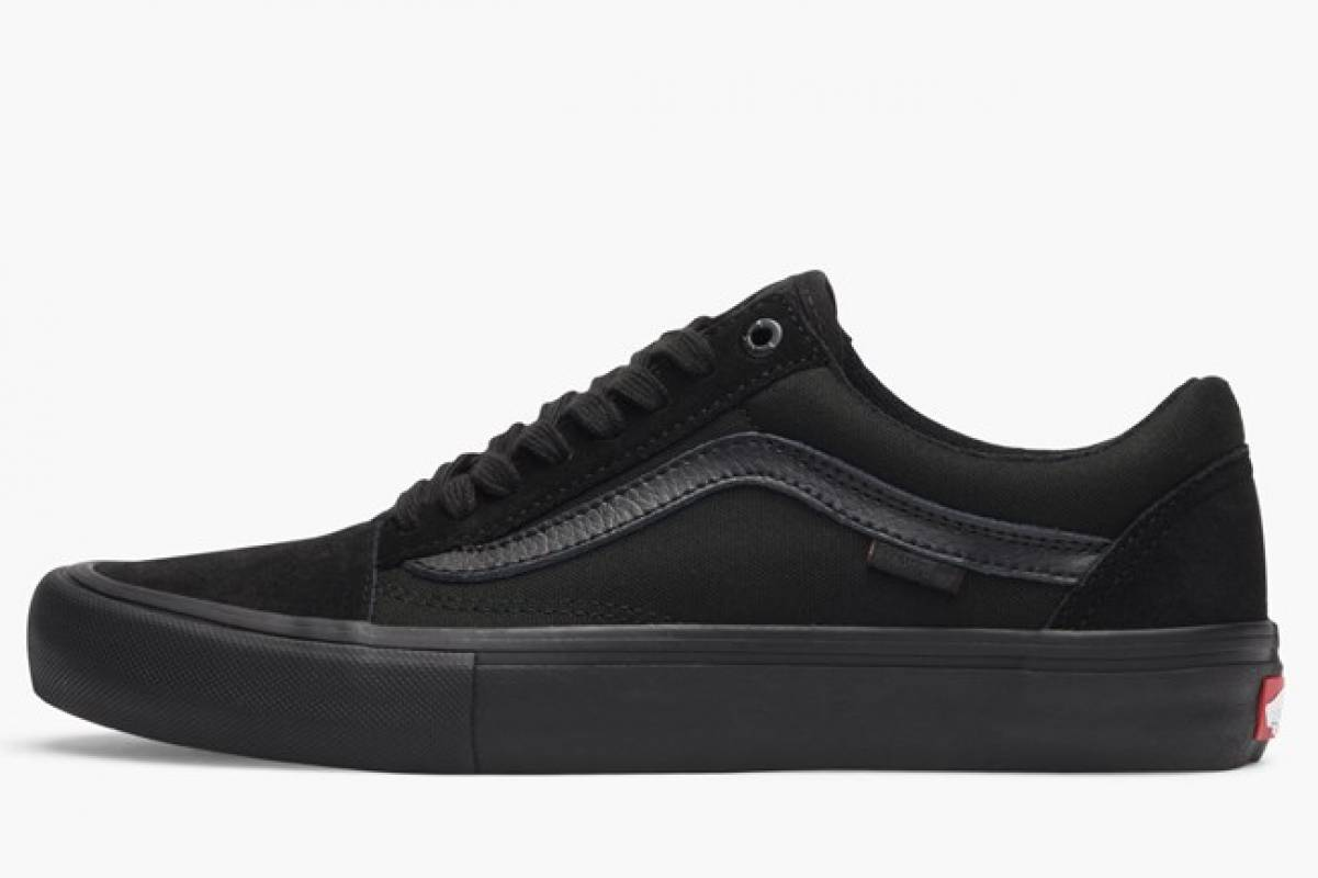 vans-old skool-schwarz-damen