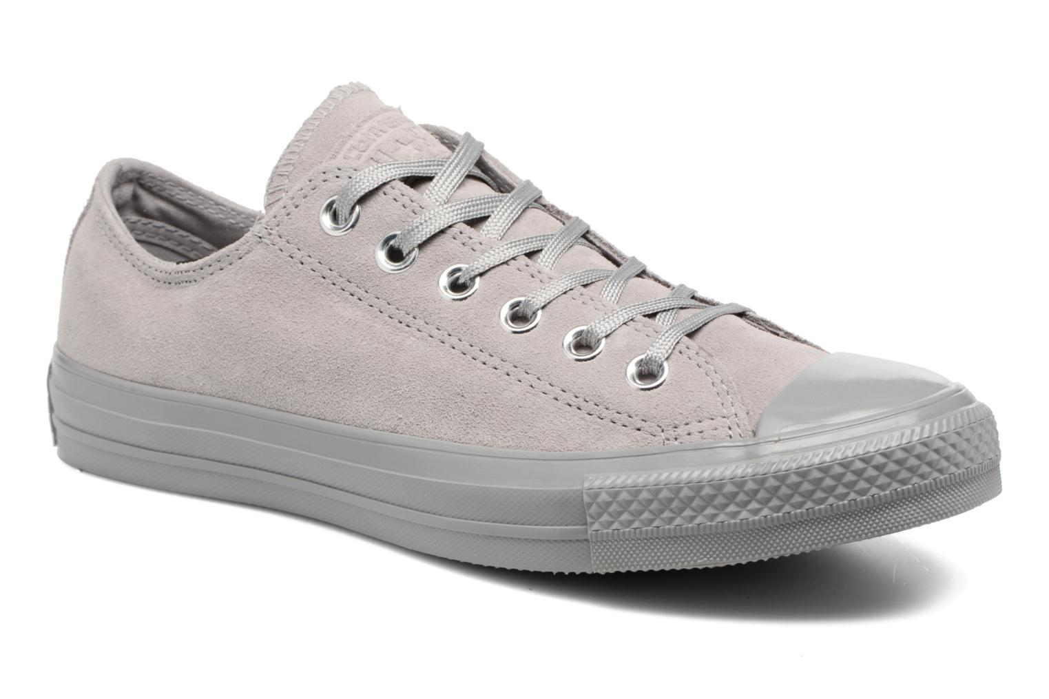 converse-chucks all star ox-damen-grau-558010c-graue-sneakers-damen