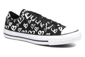 converse-chucks all star ox-damen-schwarz-159716c-schwarze-sneakers-damen