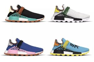 Release: Adidas Pharrell Williams Solarhu NMD Unisex