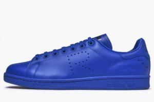 adidas-stan smith-blau-damen