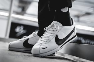 Review: Nike Cortez Weiß