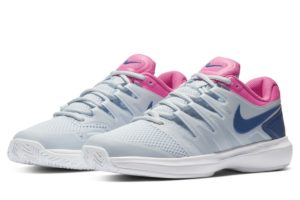 nike-court air zoom-damen-blau-AA8024-446-blaue-sneakers-damen