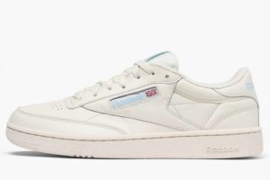 reebok-club c 85-weiß-damen