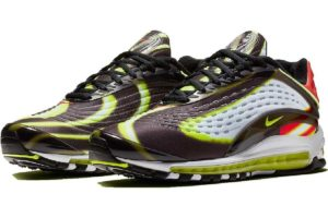 """Release: Nike Air Max Deluxe """"Habanero Red"""""""