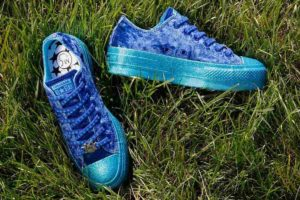Top 10 Blaue Sneaker Damen · Juni 2019