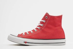 converse chucks all star high rot rote sneakers herren