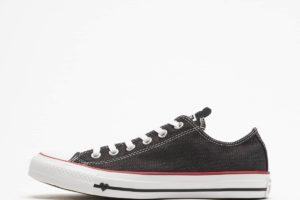 converse chucks all star ox schwarz schwarze sneakers herren