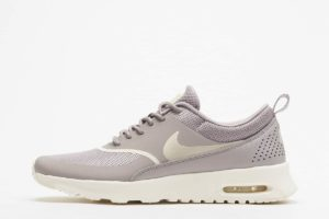 nike air max thea grau graue sneakers damen