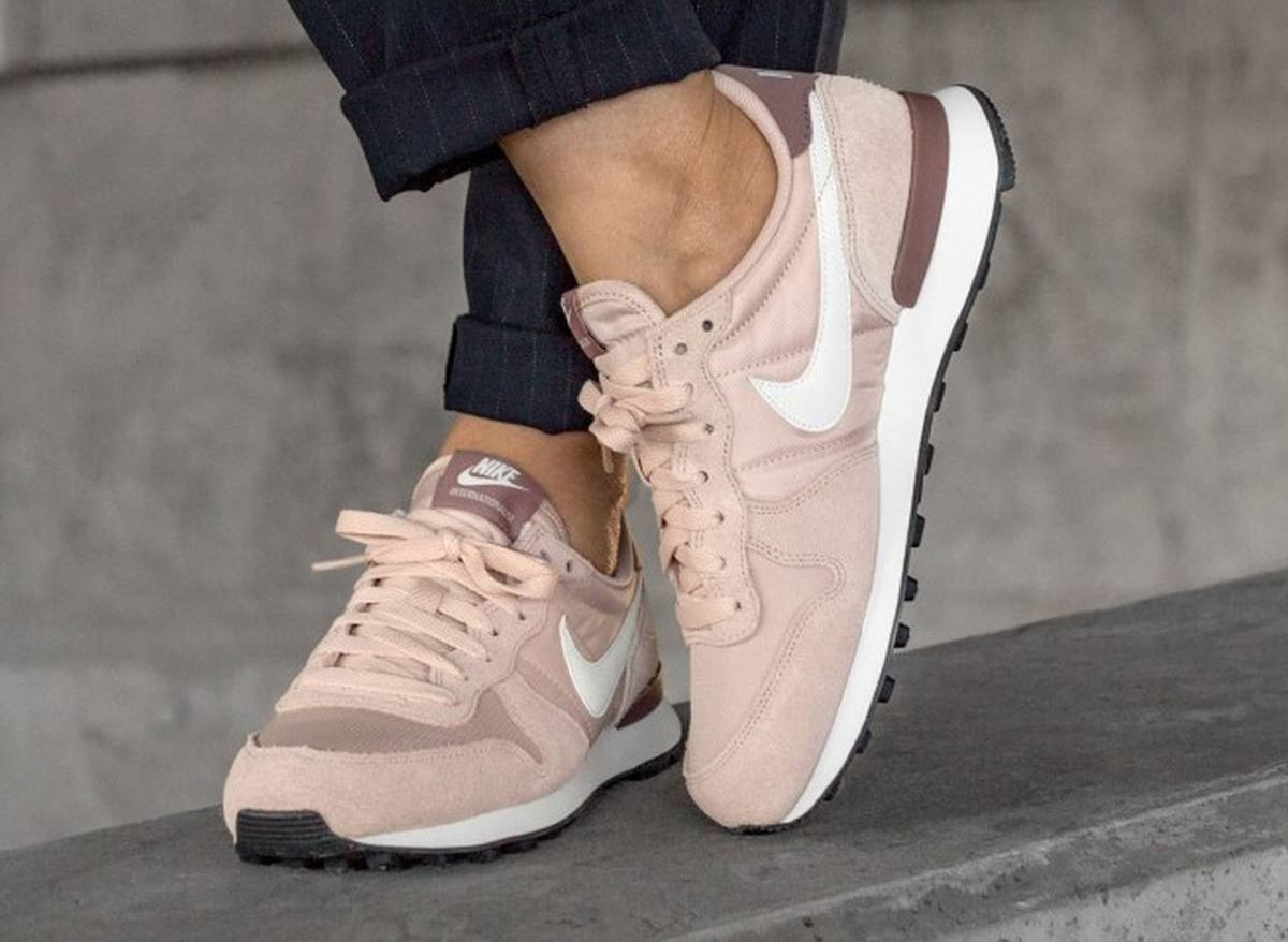 details for lace up in top brands ᐅ • % Review: Nike Internationalist Damen Rosa · [Bilder+ ...