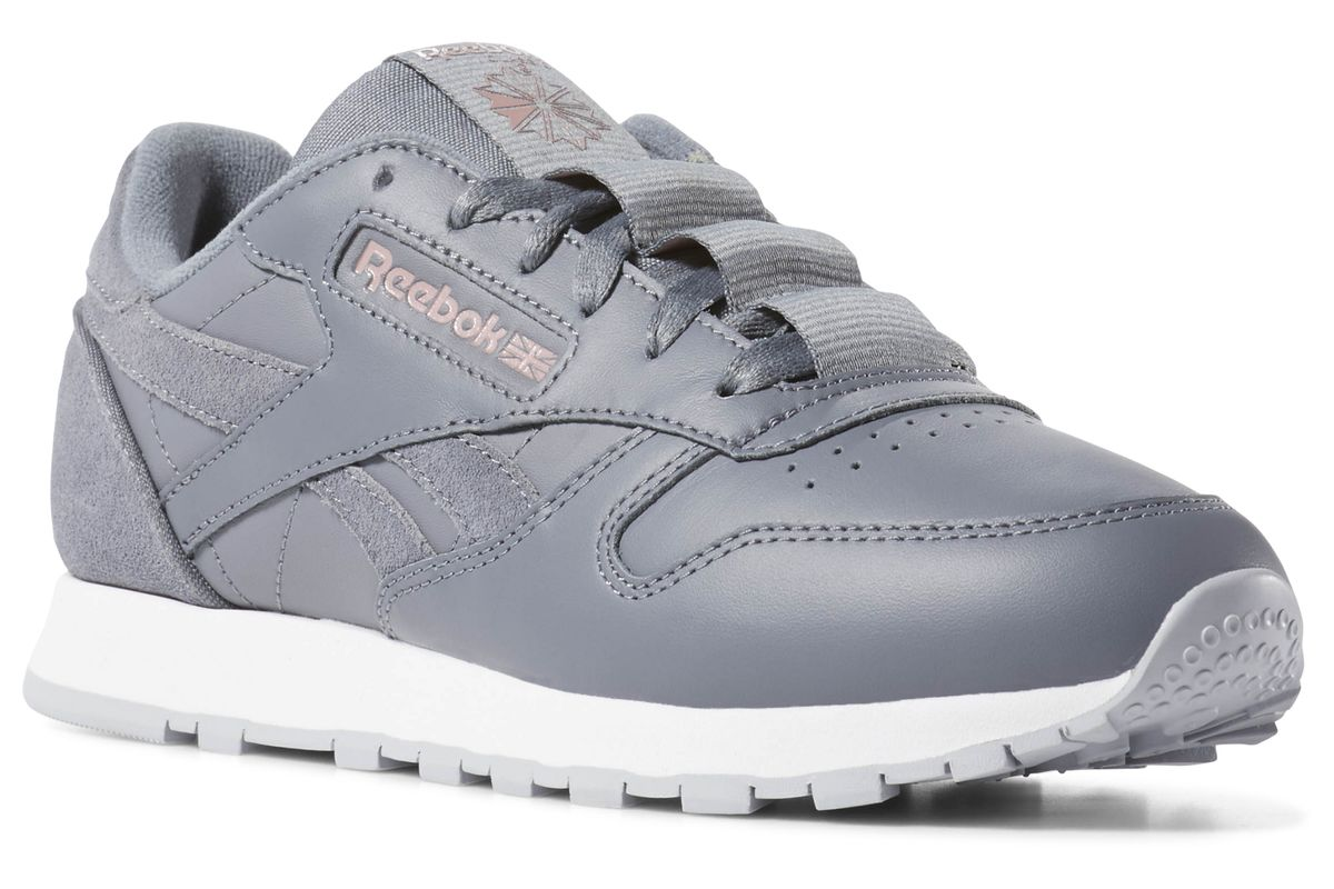 reebok classic leather damen grau graue sneakers damen