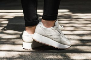 "Review: Reebok Classic Weiß Damen ""Leather Double"""