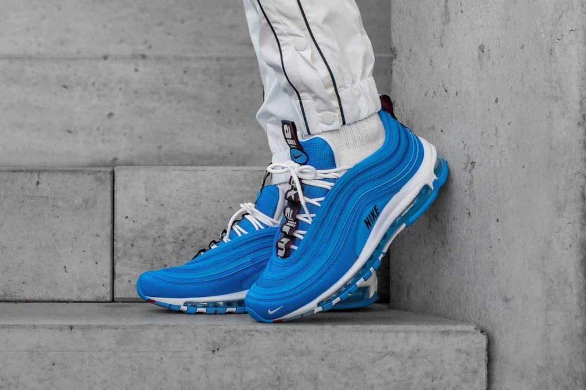 Top 10 Blauwe Heren Sneakers Nike Air Max 97