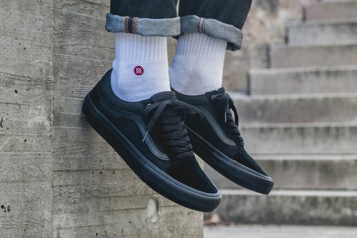 Vans Oldschool Blackout Vzd41oj 7 Mood