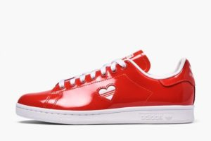 adidas-stan smith-rot-damen-g28136-rote-sneaker-damen
