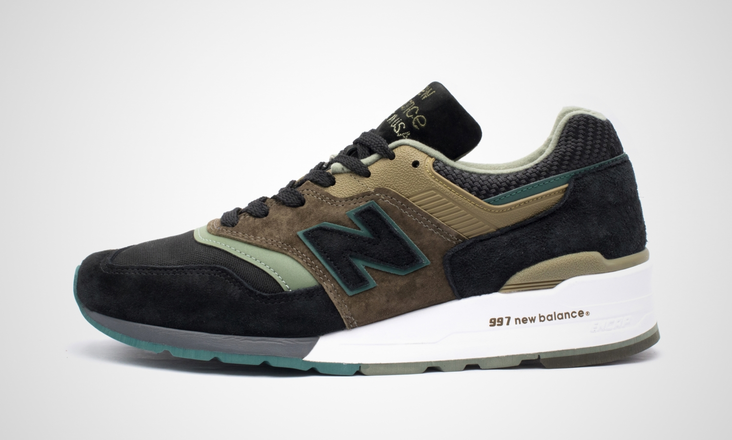 new balance 997 grün · Sneakerkompass