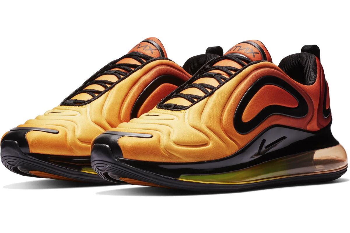 Nike Air Max 720 Herren Orange Ao2924 800 Oranje Sneakers Heren
