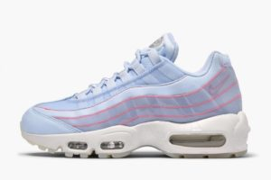 nike-air max 95-blau-damen-918413-400-blaue-sneaker-damen