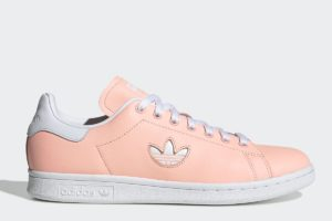 adidas stan smith damen orange orange sneakers damen