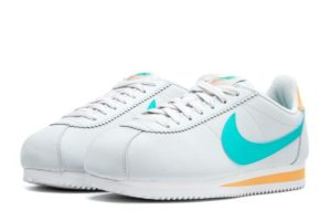 nike-cortez leather-damen-grau-807471-019-graue-sneakers-damen