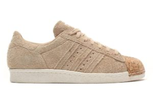 adidas superstar beige beige sneakers damen