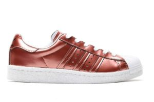 adidas superstar braun braune sneakers damen