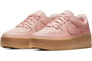 nike-air force 1-damen-rosa-ar5409-600-rosa-sneaker-damen