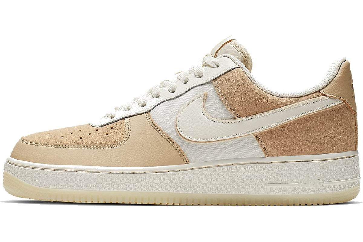 Nike Air Force 1 Low Tan Cream Ao2425 200 4