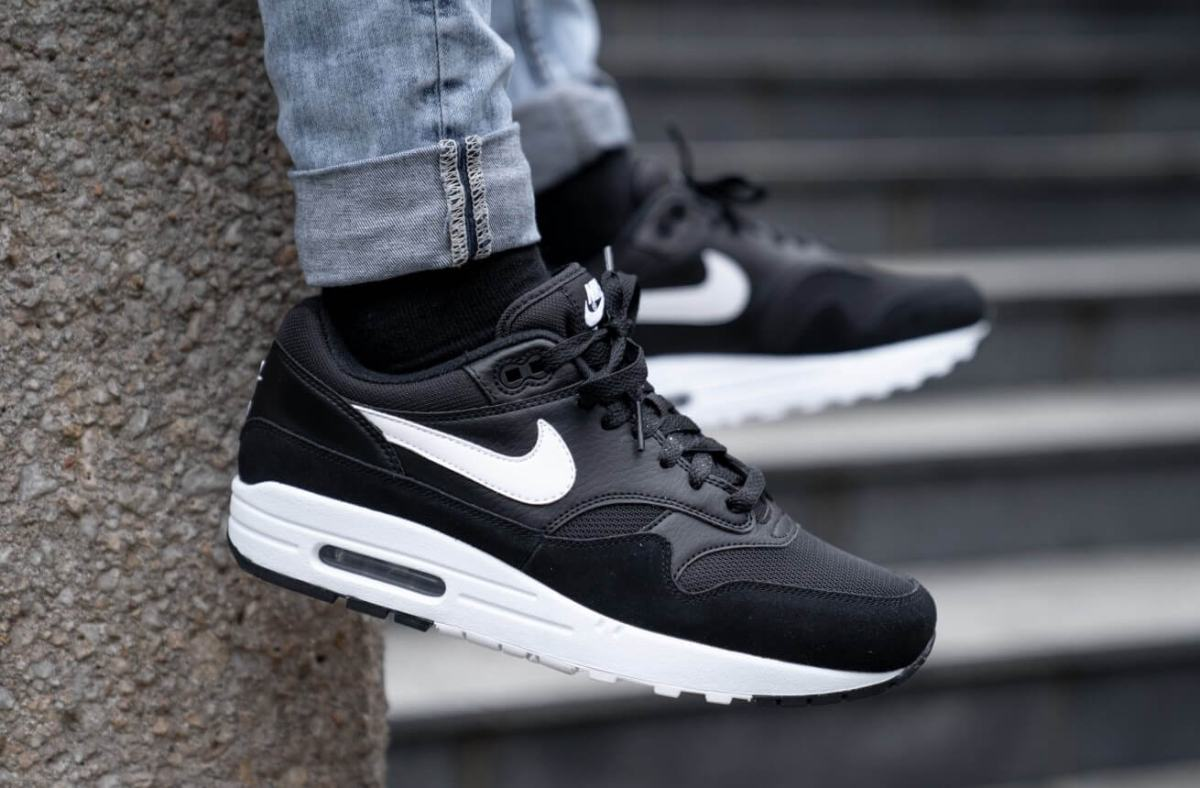 Nike Air Max 1 Zwart Heren Ah8145 014 14