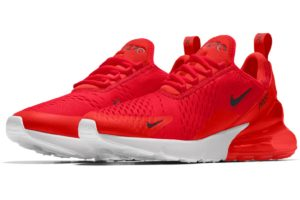 Nike Air Max 270 Dames Rood At7468 997 Rode Sneakers Dames