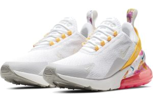 Nike Air Max 270 Dames Wit Ar0499 101 Witte Sneakers Dames
