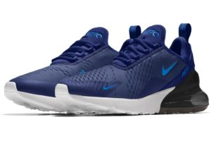 Nike Air Max 270 Heren Blauw At7467 997 Blauwe Sneakers Heren