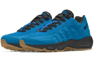 Nike Air Max 95 Heren Blauw 314350 997 Blauwe Sneakers Heren