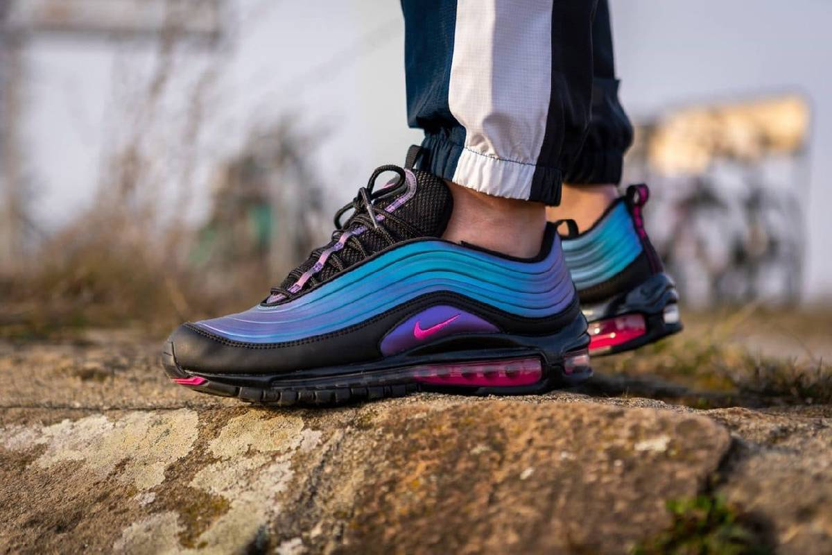 Nike Air Max 97 Heren Zwart Av1165 001 12