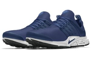 Nike Air Presto By You Nikeid Dames Blauw 846440 997 Blauwe Sneakers Dames