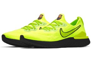 Nike Epic React Heren Geel Ck3976 994 Gele Sneakers Heren