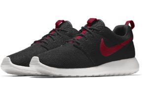 Nike Roshe Run Heren Zwart 943711 992 Zwarte Sneakers Heren