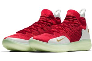 Nike Zoom Kd Damesheren Rood At8632 993 Rode Sneakers Damesheren