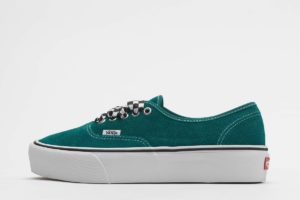vans authentic grün grüne sneakers herren