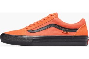 vans-old skool-orange-damen