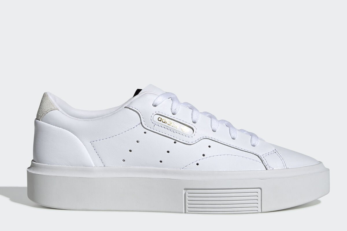 adidas-sleek super-damen-weiß-EF8858-weiße-sneakers-damen